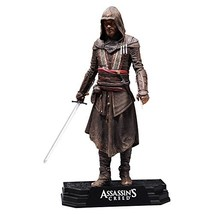 "McFarlane Toys Assassin's Creed Movie Aguilar 7"" Collectible Action Figure - $19.08"