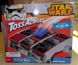 Disney Star Wars Toss Across Game New in Sealed Box 2014 Christmas Easte... - $14.99