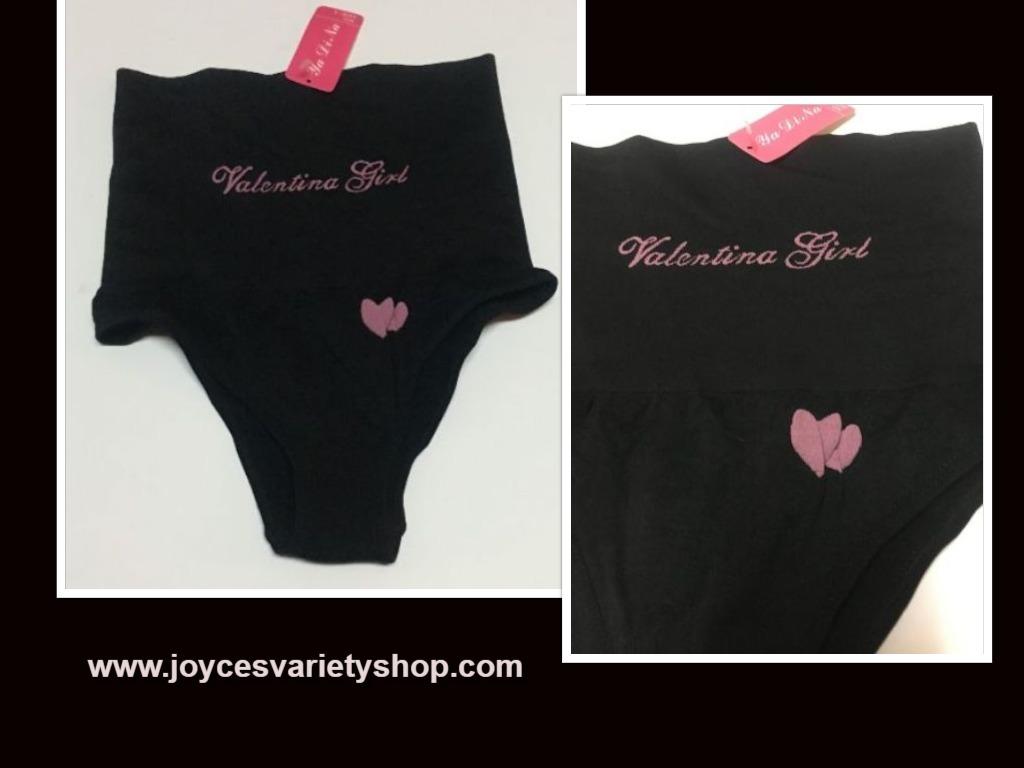 Valentina panties web collage