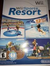 Wii Sports Resort (Wii, 2009) CIB - $21.19