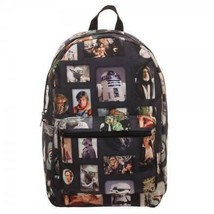 Star Wars Photo Album Sublimated Backpack - $39.60