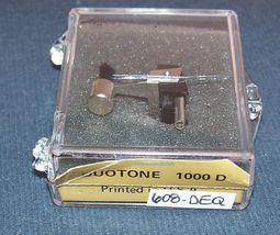 For PICKERING D2000Q UV-15/2000-Q Shibata Quad STYLUS NEEDLE 608-DEQ image 3