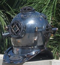 NauticalMart Morse US Navy Mark Antique Diving Divers Helmet   - $299.00