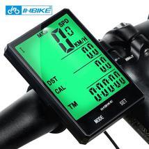 INBIKE 2.8 inch Wired/Wireless Bike Computer - $23.95+
