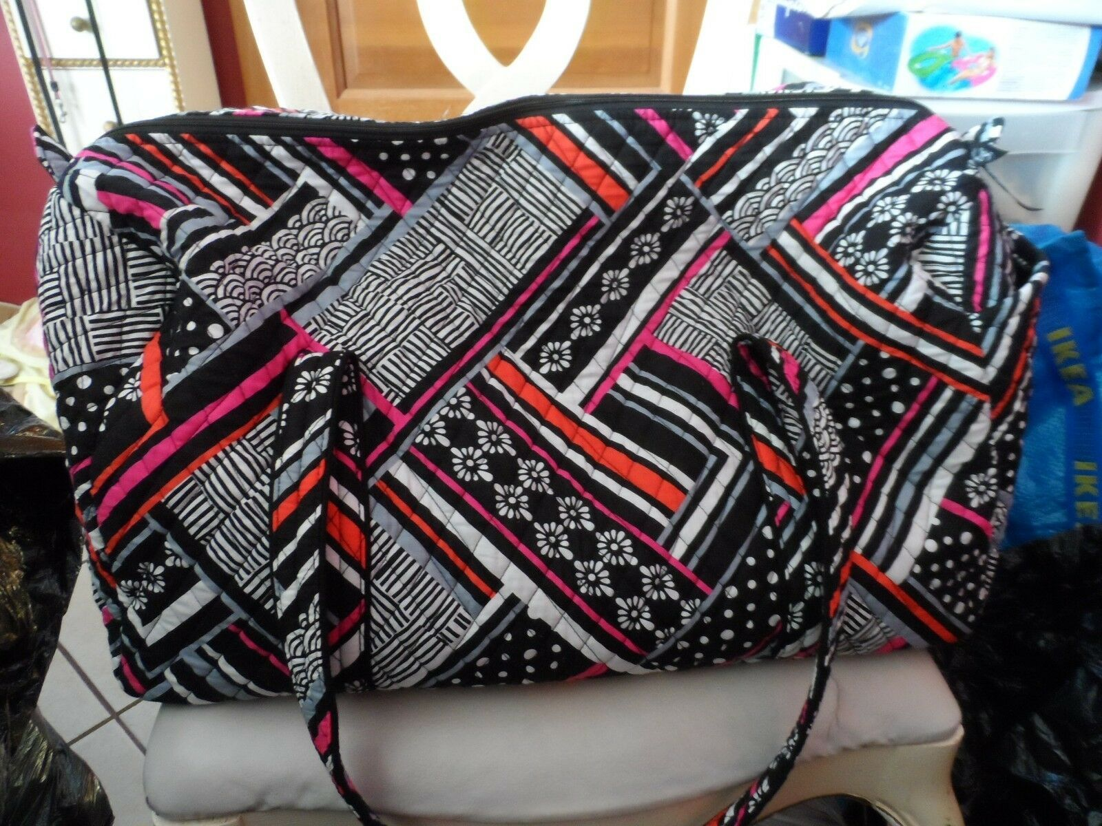 c850fa205 Vera Bradley large duffel in a Northern and 50 similar items. 57