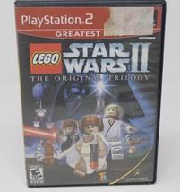 LEGO Star Wars II: The Original Trilogy (Sony Playstation 2, 2006) - $7.87