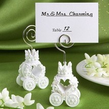 20 Wedding Place Card Holders Royal Fairytale Wedding Favors Place Cards - ₨2,477.61 INR