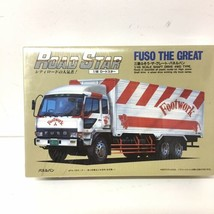 Arii Fuso The Great Road Star 1/48 scale model kit NOS Road Star Series - $21.37