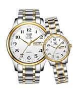 Beautiful Lovers Watches, Luxury Quartz Shock- and Water Resistant Wrist... - $89.95