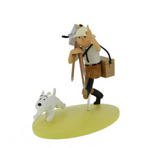 Tintin cinematographer resin figurine - Tintin in the Congo  image 1