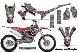 Dirt Bike Kit Grafica Decalcomania Adesivo per Honda Crf450r 2013-2016 Ossa - $168.70