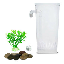 Aqua Amazing Self Cleaning Fish Tank - $19.52