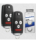2 For 07 2008 2009 2010 2011 2012 2013 Acura MDX RDX Keyless Car Remote ... - $38.38