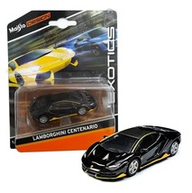 Maisto Exotics Lamborghini Centenario 1/64 Scale New in Package - $12.88