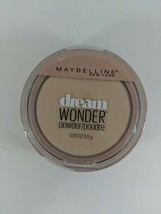 Maybelline Dream Wonder Pressed Powder #03 Light Ivory Mirror .19 oz - $7.92