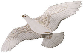 Jackite Dove of Peace Kite / Windsock - $33.95