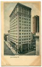 American Building Baltimore Maryland 1907c postcard - $6.50