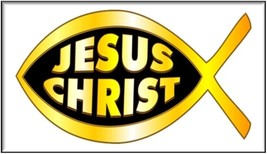 JESUS CHRIST Christian Refrigerator Magnet | MADE IN USA - $1.99+