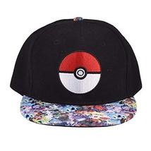 YEAM Kids Hat Youth Snapback Hat Boy Girl,2-12 Years Age Black - $20.72