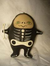 Bethany Lowe Halloween Stanley Skeleton Ornament by Robin Seeber image 3