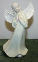 "Ceramic Praying Angel 5-1/2"" Tall  - $14.84"