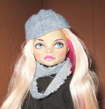 OOAK Repaint Custom Art Monster High Ever After Margot Doll Biel #2 - $62.37