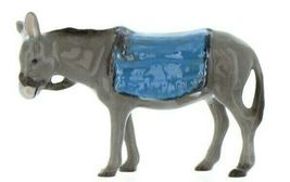 Hagen Renaker Specialty Nativity Donkey Ceramic Figurine image 11
