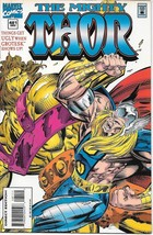 The Mighty Thor Comic Book #481 Marvel Comics 1994 VERY FINE- UNREAD - $3.50