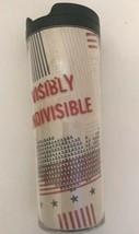 "Starbucks ""Visibly Indivisible"" American Flag USA Pride 2012 16oz Tumbler - $9.80"