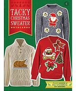 Pack of 12 Tacky Christmas Sweater Notecards and Envelopes - $10.79