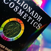 NWT NIB Clionadh Cosmetics JEWELLED MULTICHROME SINGLE PAN *1 SHADE* Gargoyle image 7