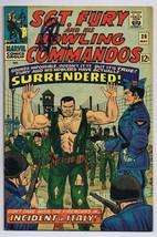 Sgt Fury and His Howling Commandos #30 ORIGINAL Vintage 1966 Marvel Comics - $19.79