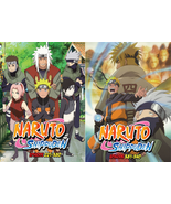 DVD ~ NARUTO SHIPPUDEN COMPLETE BOX 2+3 (EPISODE 221 - 540 ) ~ ENGLISH V... - $179.99