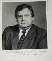 Lawrence Eagleburger signed 8x10 photograph personalized - $29.69