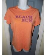Billabong Beach Bum Short Sleeve T-Shirt Size L Women's NWOT - $21.12