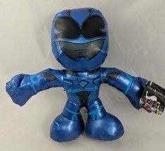 "Power Rangers Blue Plush 7.5"" Just Play Stuffed Toy - $5.65"