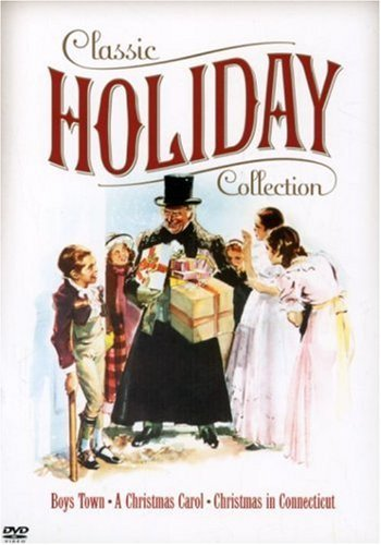 Christmas In Connecticut Dvd.Classic Holiday Collection Boys Town Christmas Carol Christmas Connecticut Dvd