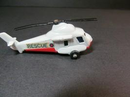 Vintage 1976 Lesney Matchbox No. 75 Seasprite Rescue Helicopter 1/64 Die... - $6.92