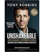 Unshakeable Tony Robbins - $7.95