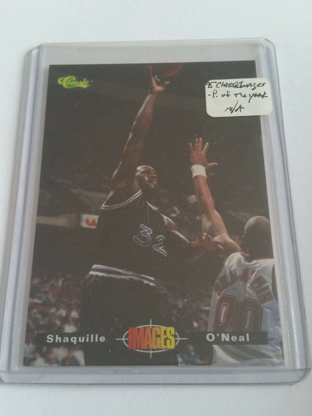 Primary image for 1995 Images Four Sport Player of the Year #POY4 Shaquille O'Neal: Orlando Magic
