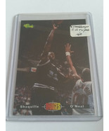 1995 Images Four Sport Player of the Year #POY4 Shaquille O'Neal: Orland... - $2.38