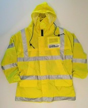 Genuine British H.M. Customs and Excise Reflective Highly visible Jacket... - $166.25