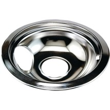 """Stanco Metal Products 750-8 Chrome Replacement Drip Pan for Whirlpool (8"""") - $20.79"""