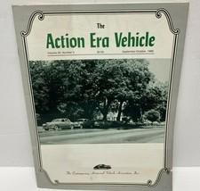 The Action Era Vehicle Vol. 20 No. 3 September October 1986  - $11.83