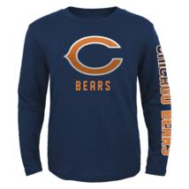 NFL Boys Hourglass Long-Sleeved Tee Bears S #NIR1K-442* - $16.99
