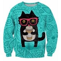 Coffee Crewneck Sweatshirt - $36.58