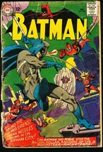 BATMAN #178-1966-DC-fair/good FR/G - $18.62