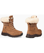 NEW UGG Women's Chestnut Adirondack III Boots Waterproof SIZE 6. - $114.99