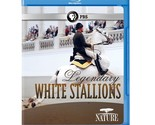 Nature: Legendary White Stallions [Blu-ray] [Import]