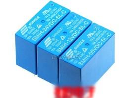 SMIH-05VDC-SL-C, 5VDC Relay, Sanyou Brand New!! - $6.50